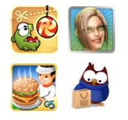 Ten top mobile apps