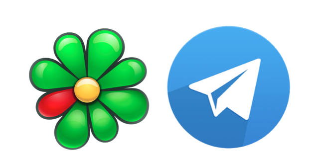 ICQ+Telegram
